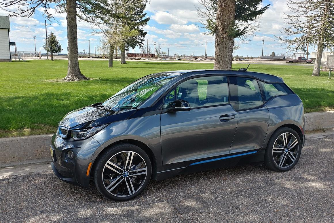 Review: How practical is the BMW i3?