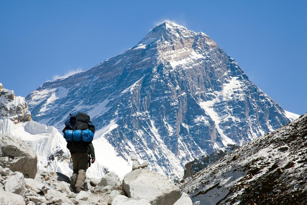 Not even the heights of Mt Everest can escape the presence of microplastics