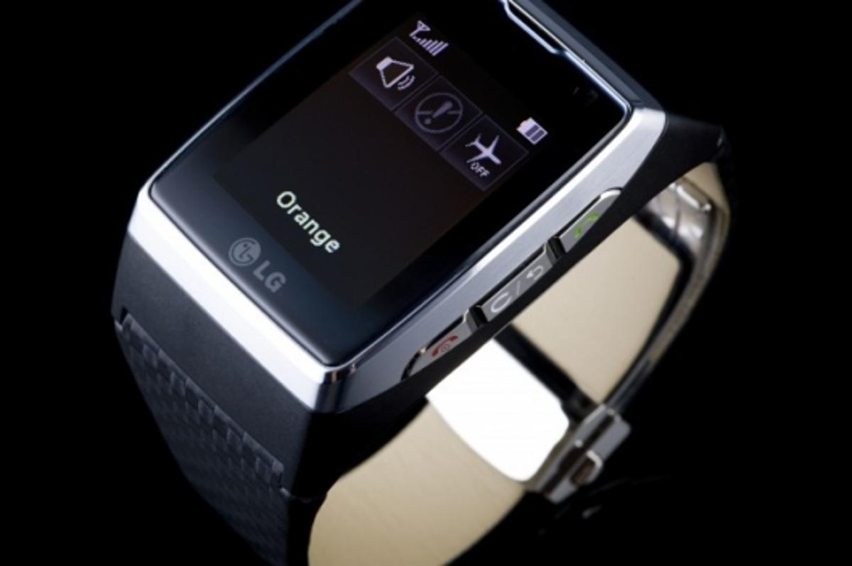 Orange has announced the world's first touchscreen watch phone will be available from August