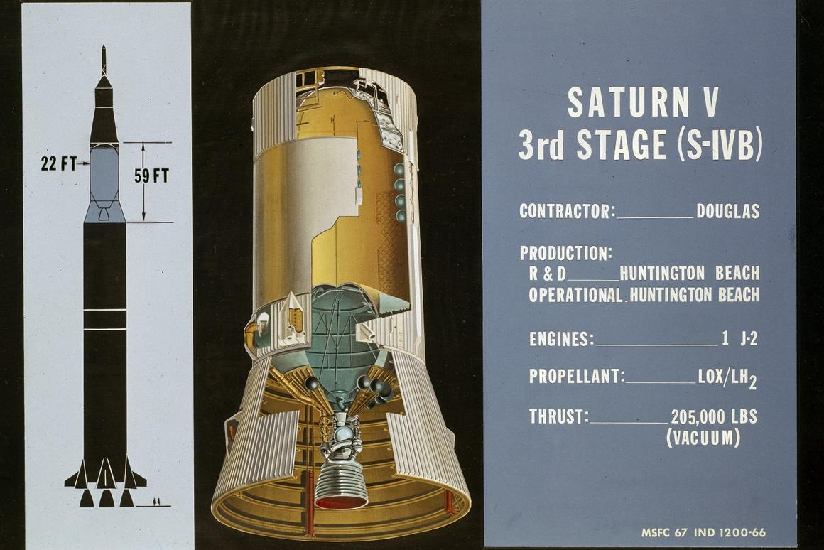 Saturn V: The birth of the moon rocket