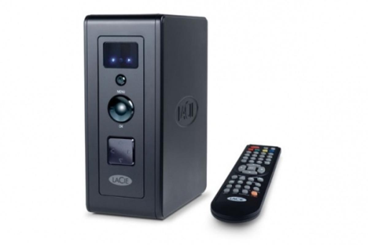 LaCinema Premier Multimedia Hard Drive