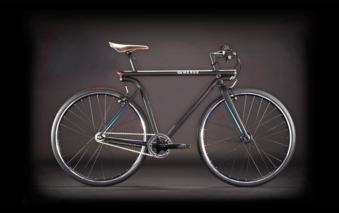 Pensa/Horse Cycle's Merge is designed for the mean streets of New York City