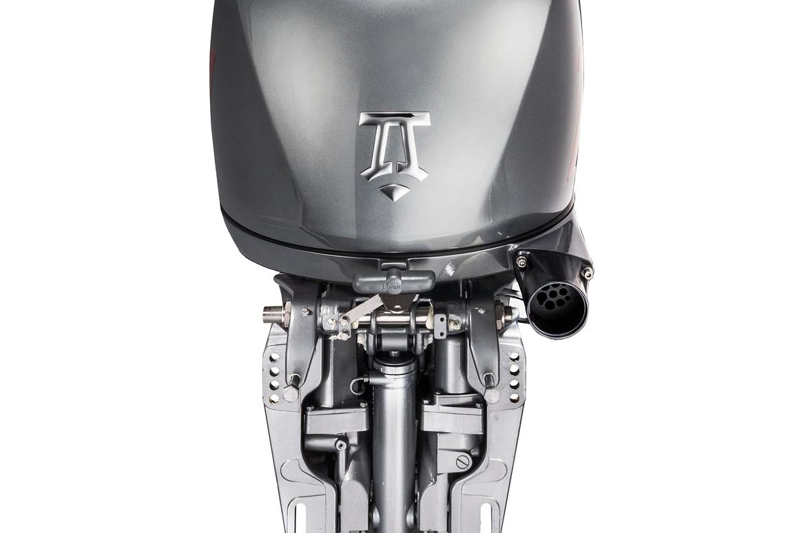 Game-changing Yanmar 50 hp turbo diesel outboard motor