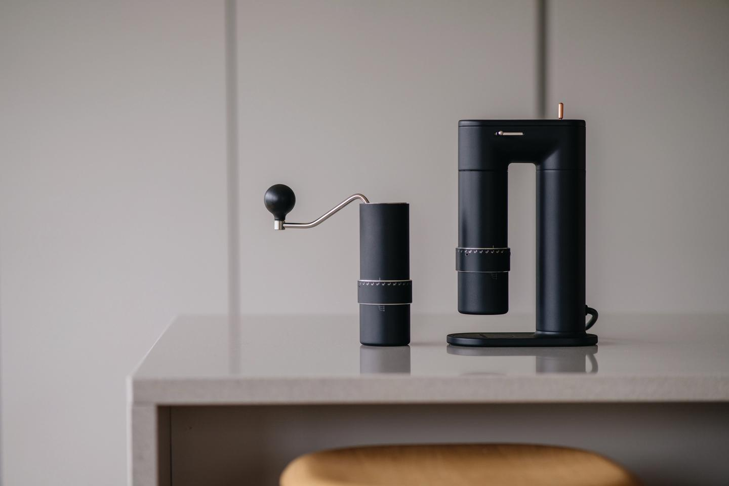 Goat Story's Arco grinder looks to blend the performance and portability of a hand grinder with the ease of an electric grinder