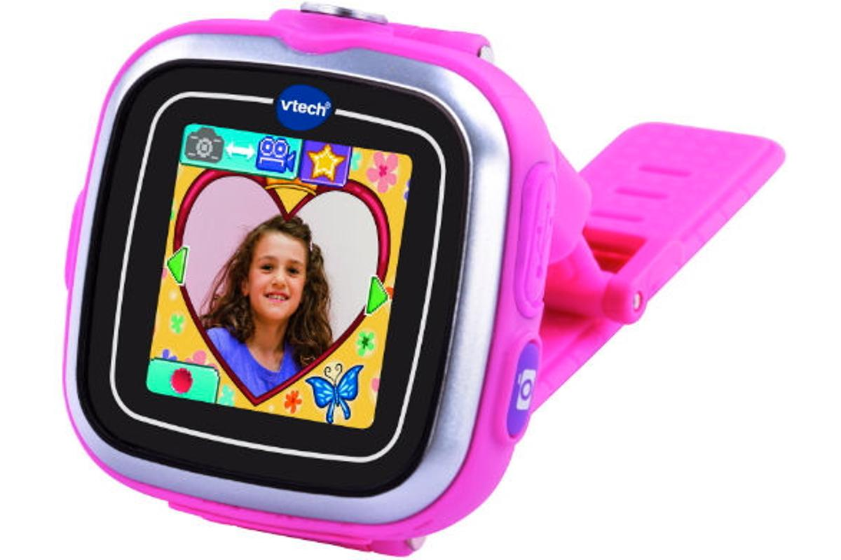 VTech has unveiled a smartwatch for 6-12 year-old kids