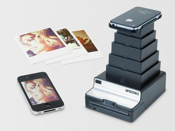 A non-iPhone version of the Impossible Instant Lab may also be on the way