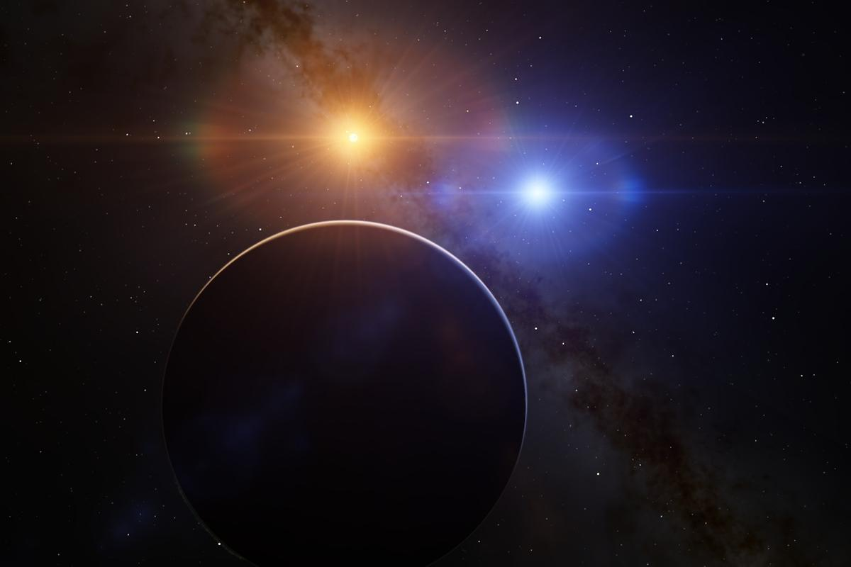 Yale astronomers discover exoplanet with wildly inconsistent orbital period (Image: Shutterstock)