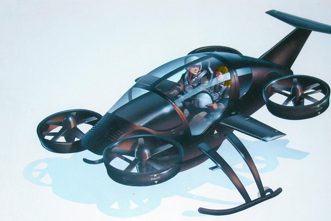 The innovators behind the SoloTrek/Springtail Exoskeleton Flying Vehicle have announced plans to develop the world's first fuel-electric hybrid flying car