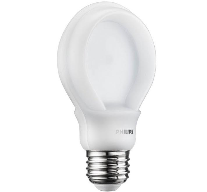 Philips' new 75-watt equivalent SlimStyle LED light bulb