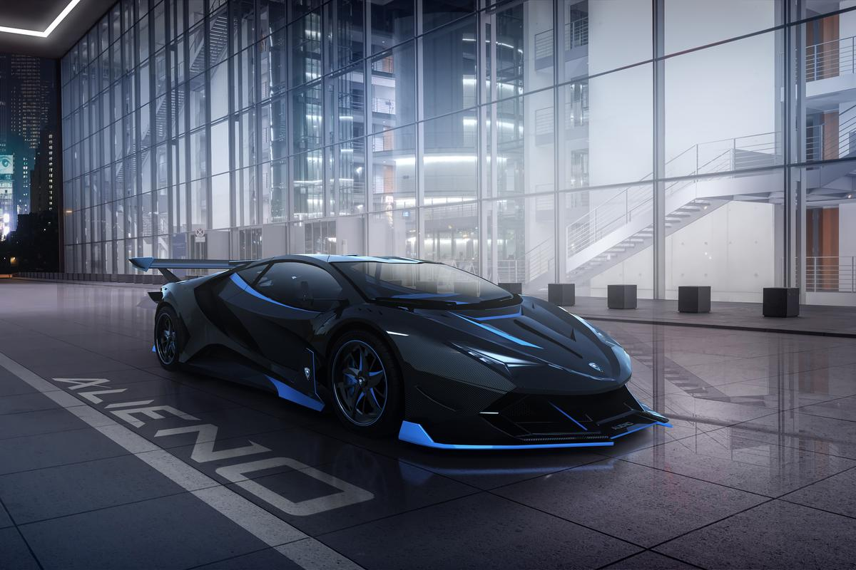 The outrageous Alieno Arcanum promises more then 5,000 horsepower... It certainly leads the hypercar industry in outlandish claims per minute