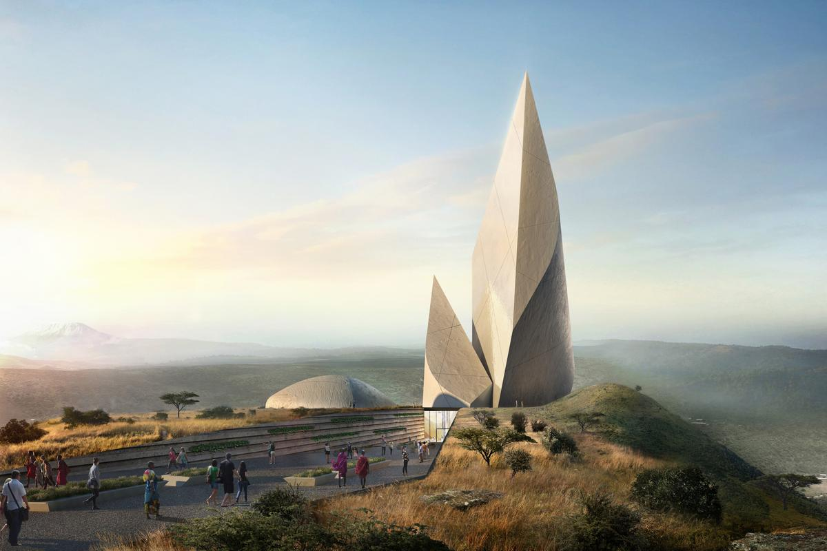 Construction on Ngaren: The Museum of Humankind is due to begin in 2022 and is expected to be completed in 2024