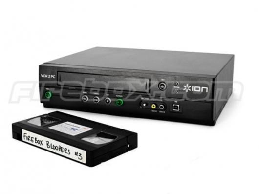 The USB VHS Converter