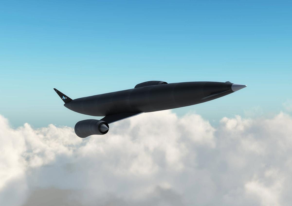 SABRE is a crucial part of Reaction Engine's plans for the SKYLON spaceplane