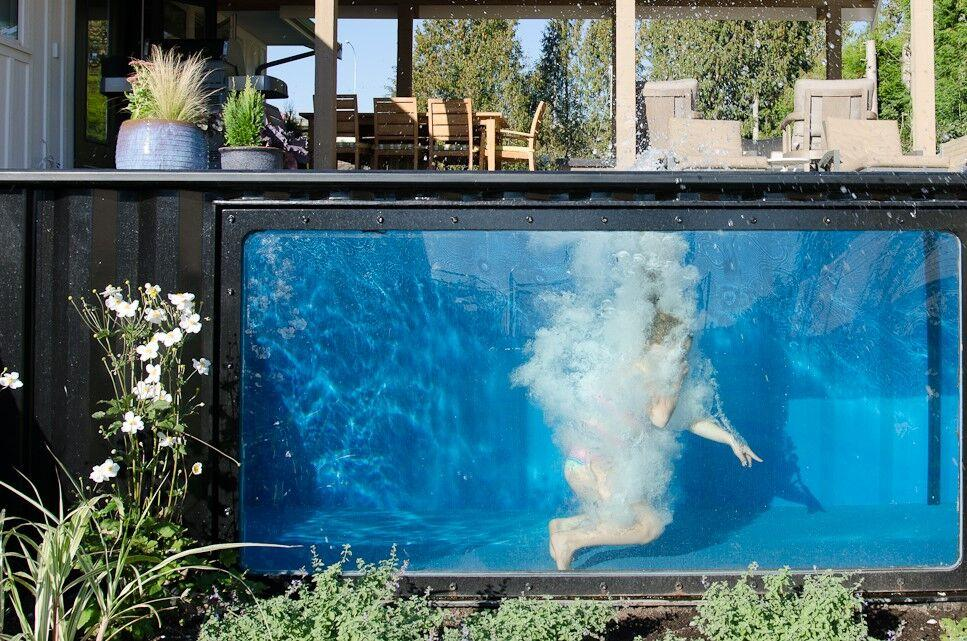 The 8 x 20 ft Modpool is priced at US$26,900