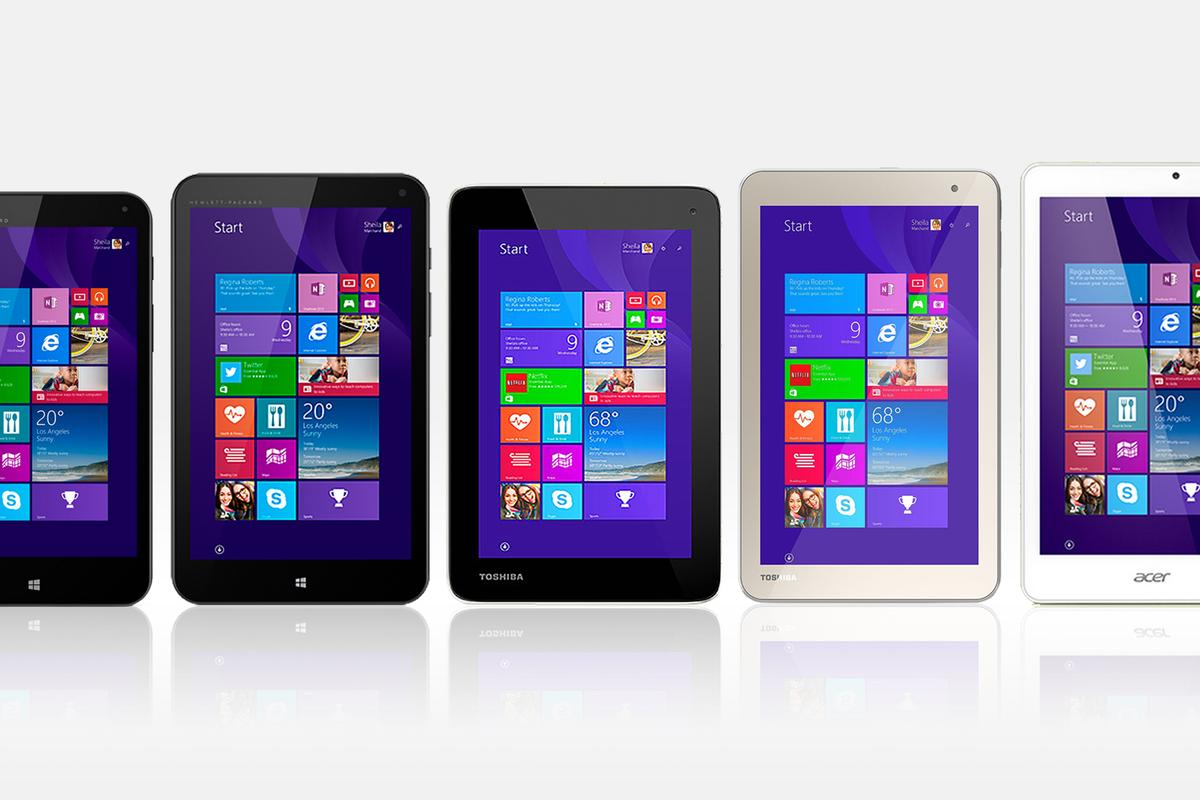 Windows 8.1 has well and truly arrived in the budget tablet space, with prices starting as low as US$100