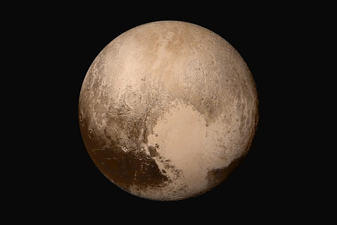 A new study argues that Pluto should still be classified as a planet