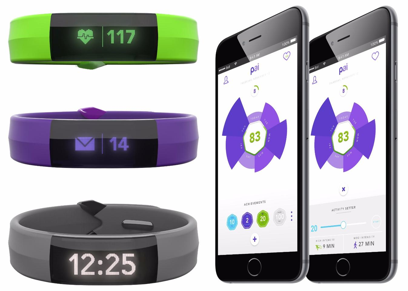 The Mio Slice activity tracker is due to go on sale later this year priced at US$100