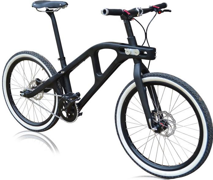 A pledge of $895 will get you a single-speed, with $1,195 for a 3-speed and $1,695 for a 7-speed