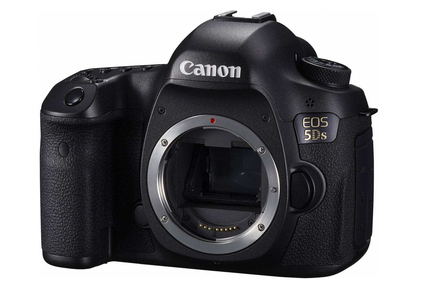 The Canon EOS 5DS and 5DS R use Canon's Dual DIGIC 6 image processors