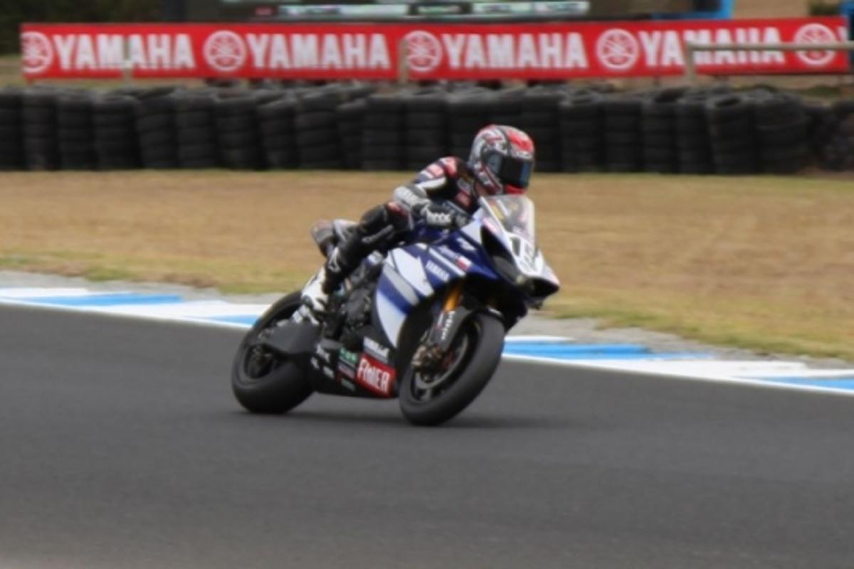 2009 World Superbike qualifying, Phillip Island