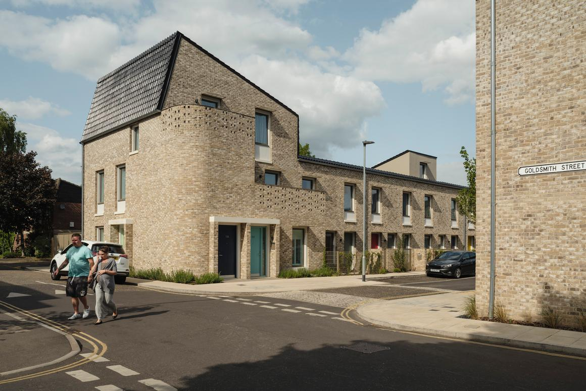 Goldsmith Street is a superb example of sustainable and affordable social housing