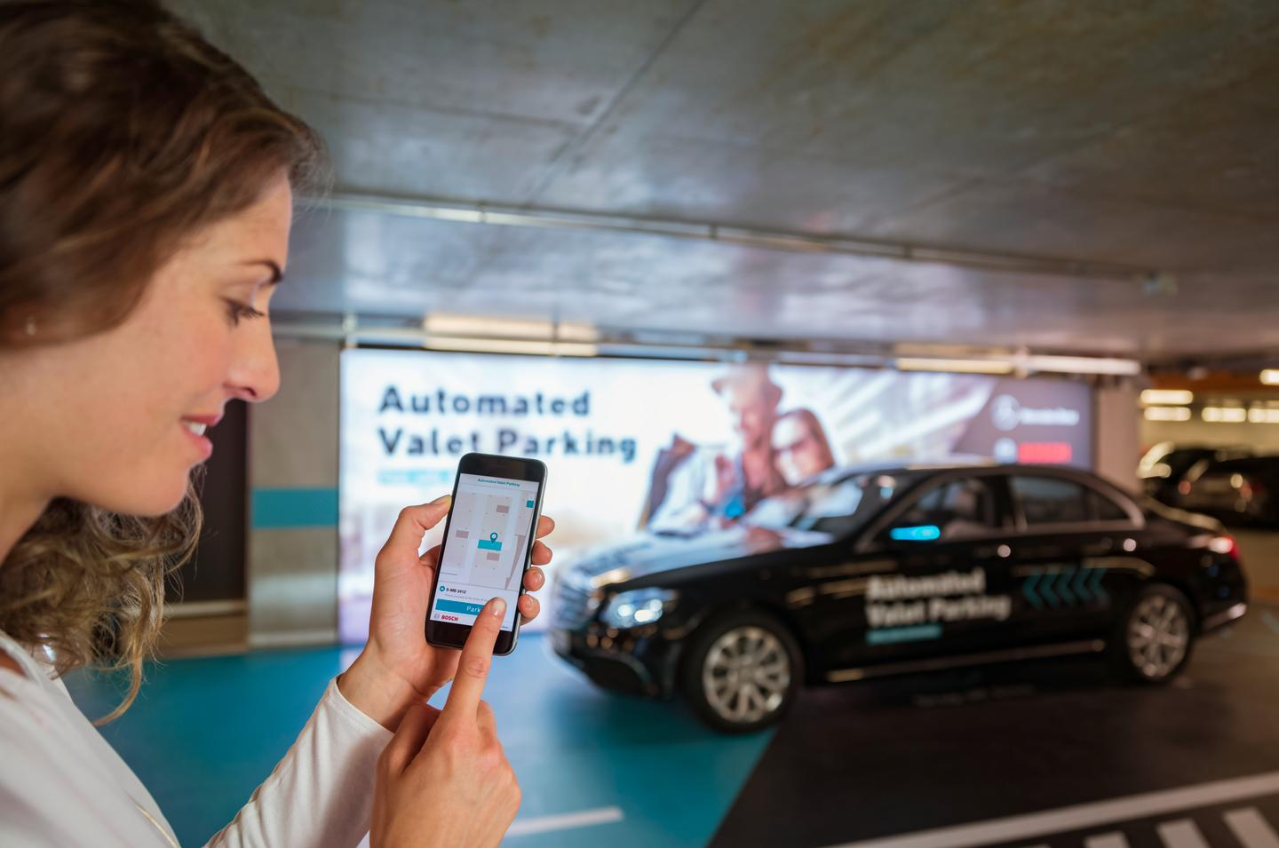 Visitors to the Mercedes-Benz Museum in Stuttgart can now take advantage of the first officially-approved driverless automated valet parking system