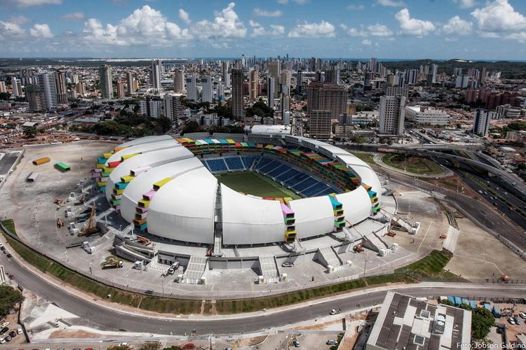 Dubbed Casa Futebol, the project involves plans to transform each of Brazil's 12 World Cup Stadiums into affordable housing for Brazil's poor and displaced