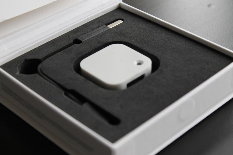 The Narrative Clip is a wearable lifelogging camera