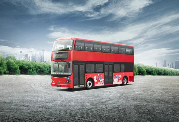 In the long run, the new electric double-decker buses will have a significant impact on the environment
