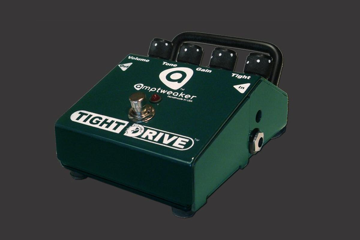 Take control of your amp with the TightDrive from Amptweaker