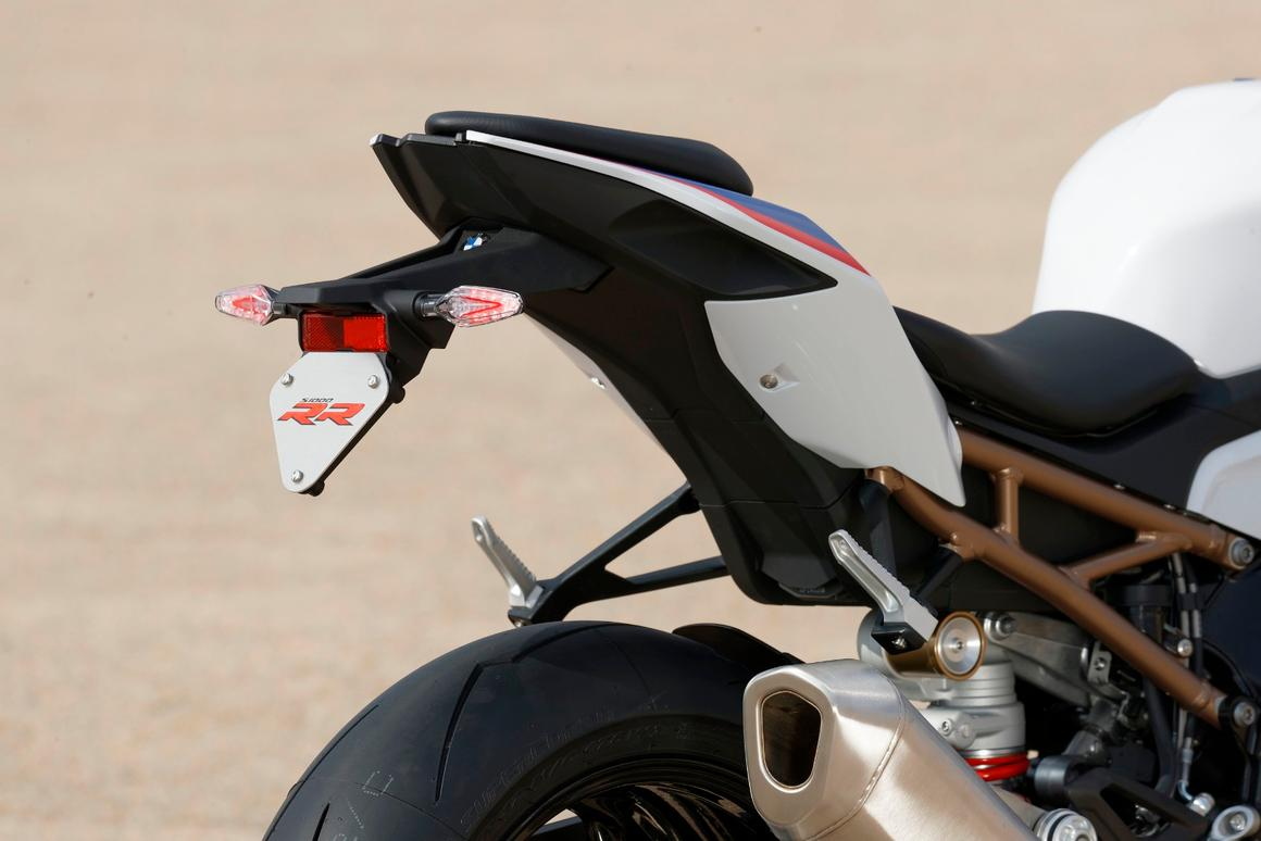 Third-gen 2019 BMW S1000RR gains 8 hp, loses 24 lb, and gets