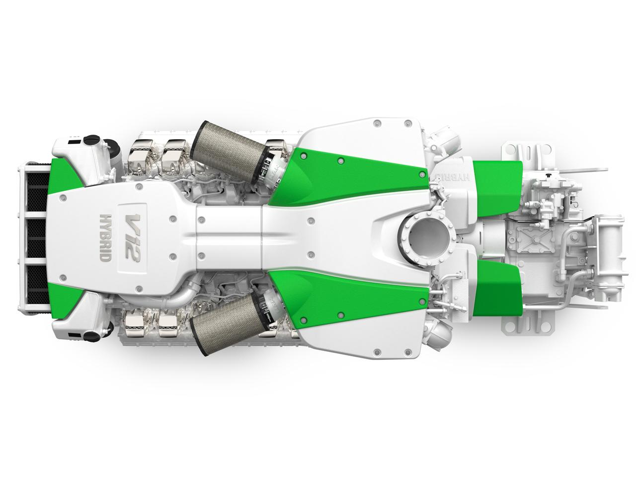 MAN will work with customers to create tailor-built hybrid marine drives