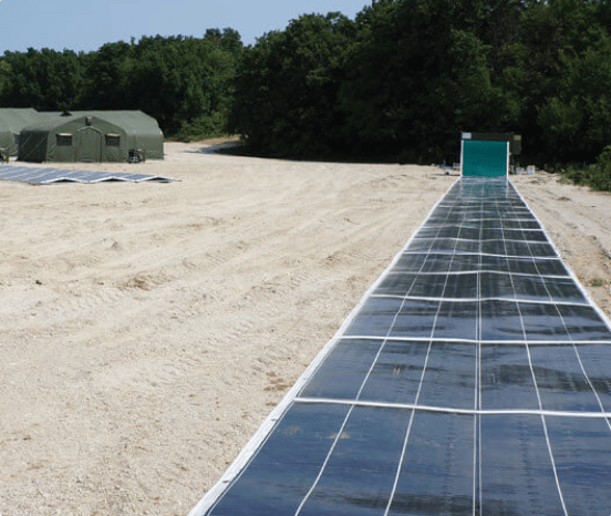 Flexible solar panels can pack more of a punch than stiff, regular old panels