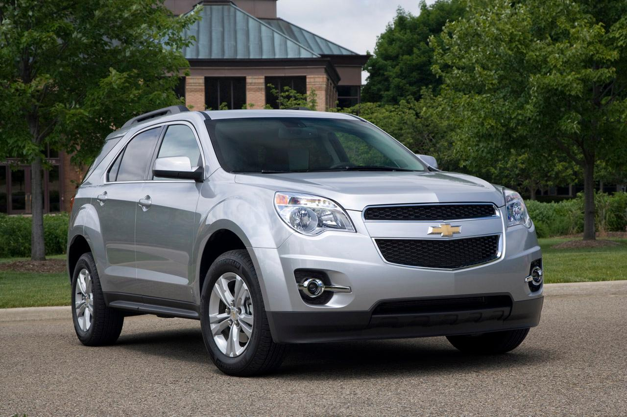 The 2011 Chevy Equinox comes with active noise cancelation technology to combat the noise of its engine