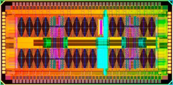 The new IBM microprocessor to be featured in Nintendo Wii U.