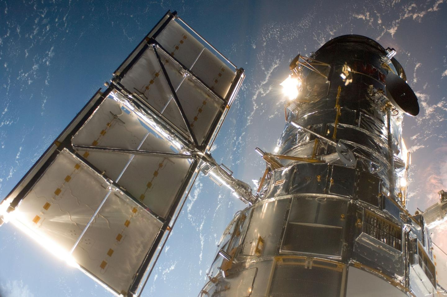 Hubble's Wide Field Camera 3 has stopped working due to a hardware fault