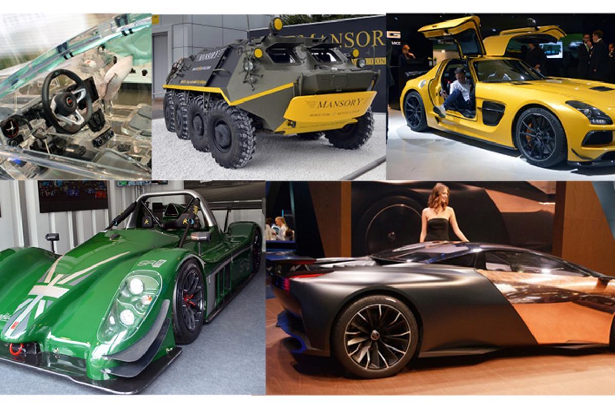 Gizmag's 2013 Frankfurt Motor Show wrap-up