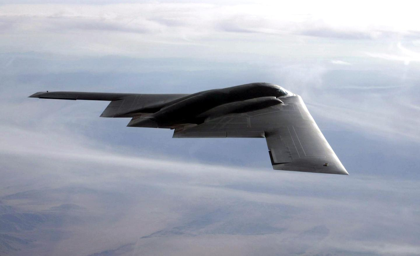 The new quantum radar would negate the near-invisibility of stealth aircraft like the B-2 Spirit bomber