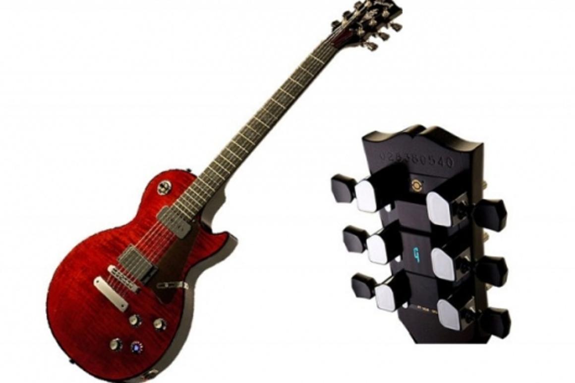 Gibson Les Paul Dark Fire