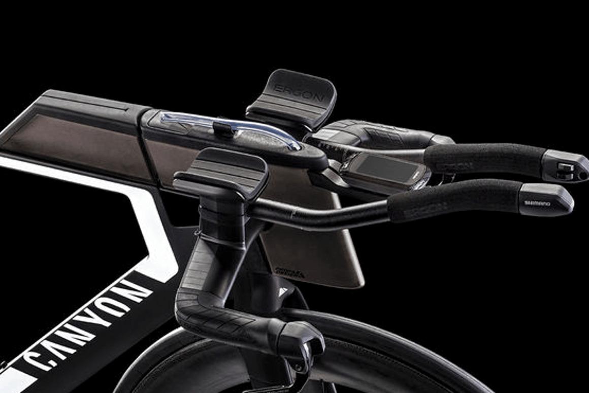 New Canyon CF SLX bike blends aerodynamics and integrated