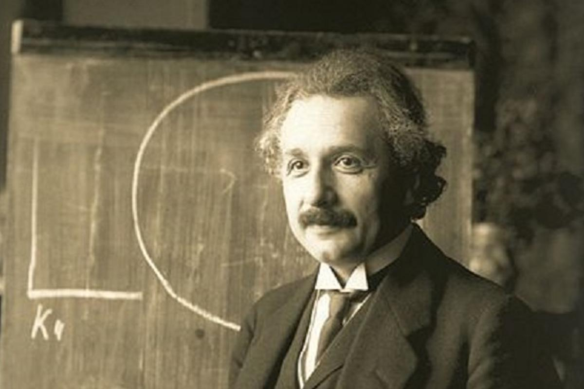 The collected papers of Albert Einstein's early life are now able to be viewed online