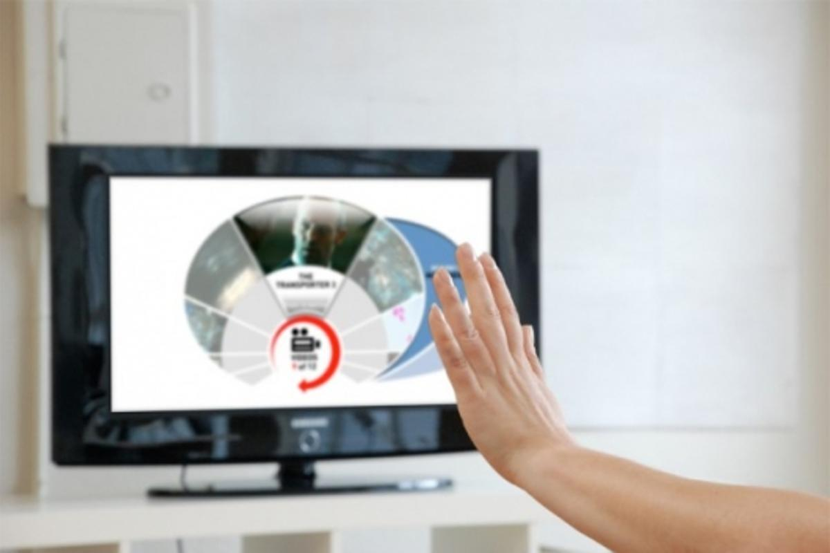 The entertainment system developed by Cansta and Kicker Studios responds to simple hand gestures such as a wave (Photo:Kicker Studios)