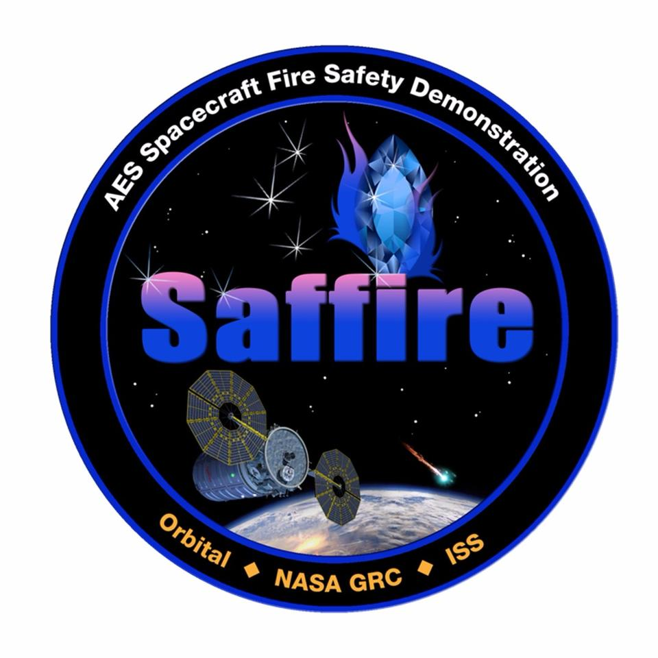 The Saffire Logo