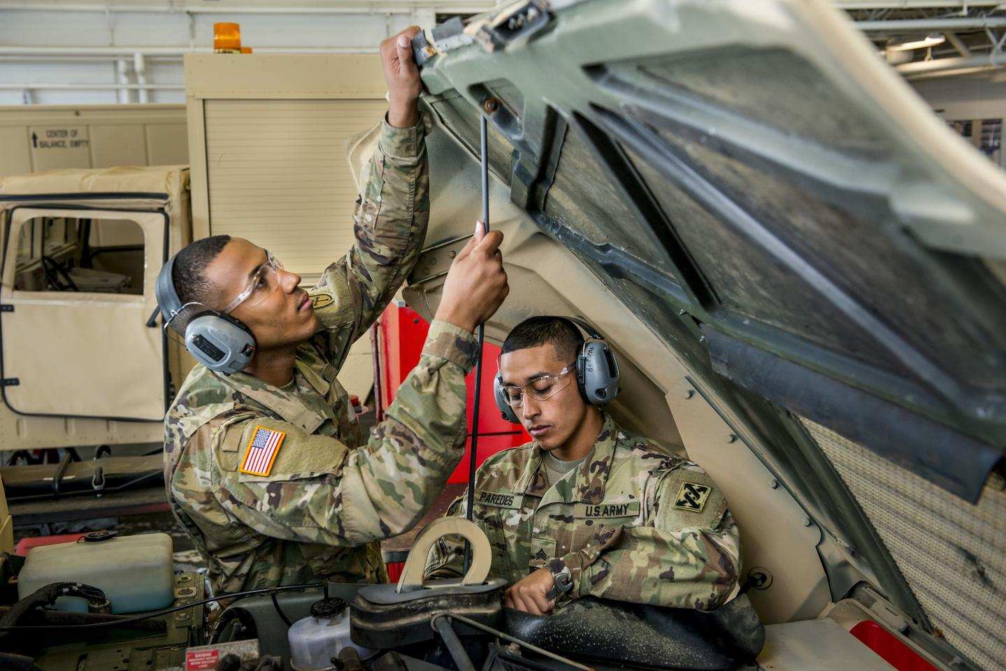 Advancements in EV technology have pushed the Army Futures and Concepts Center to consider ways to integrate it throughout the Army's wheeled-vehicle fleet