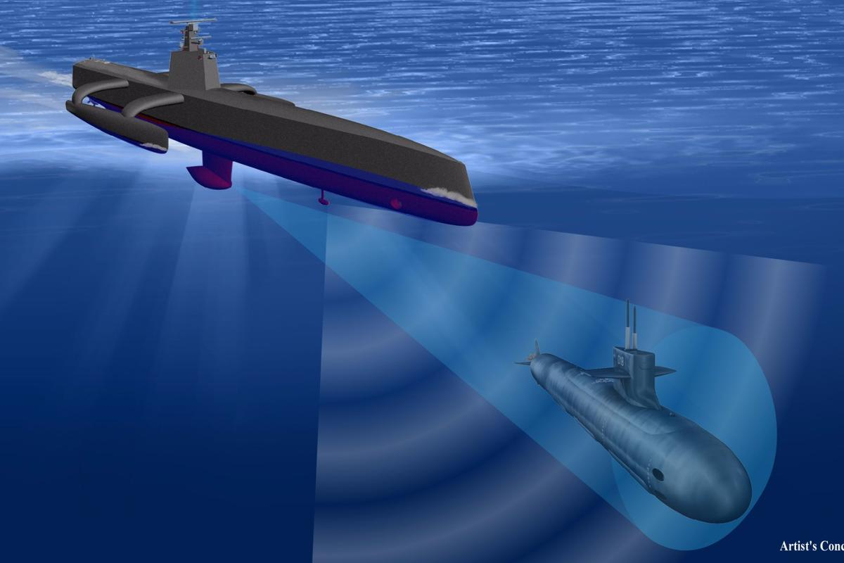 The US Navy wants to teach autonomous ships like its Sea Hunter to speak