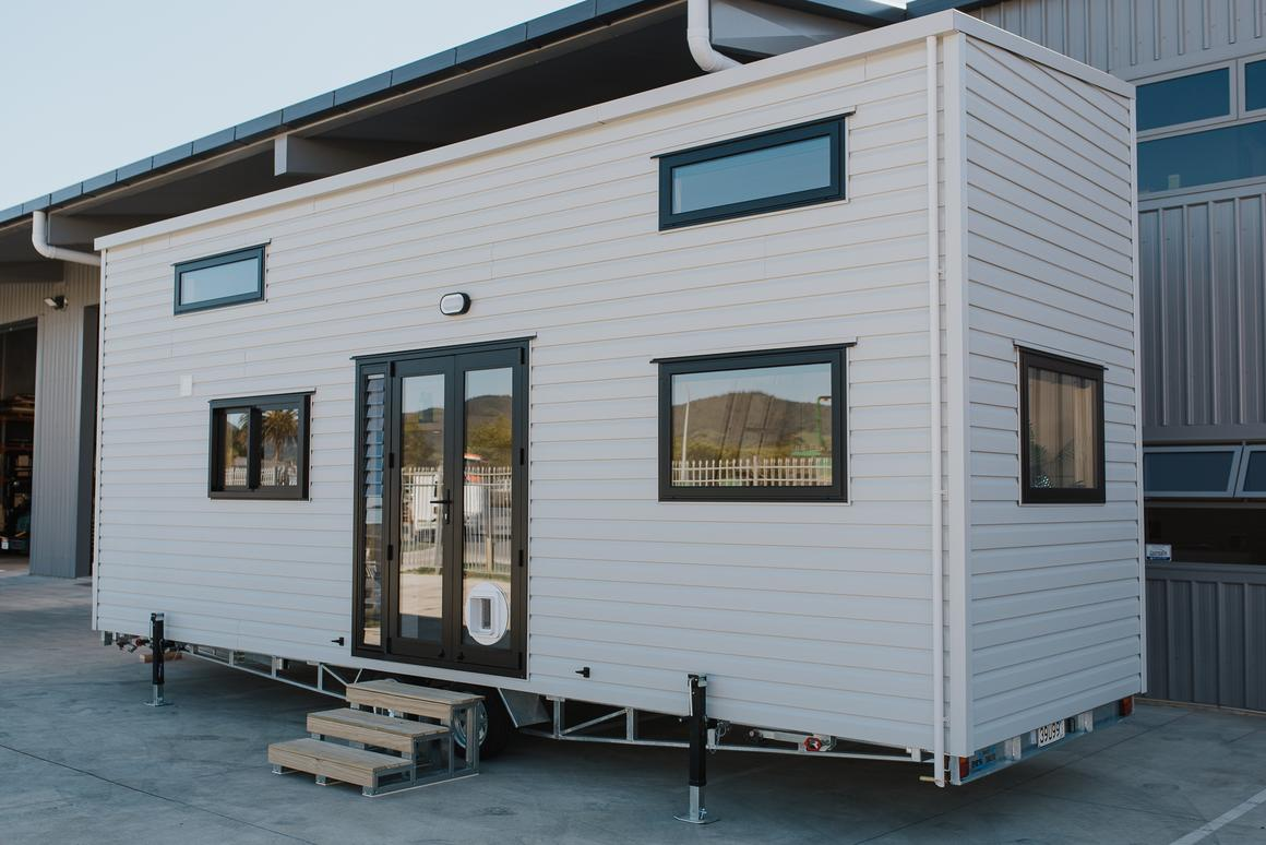 The Dreamweaver Tiny House was delivered as a turnkey build for roughly $149,000 NZD (around US$96,000)