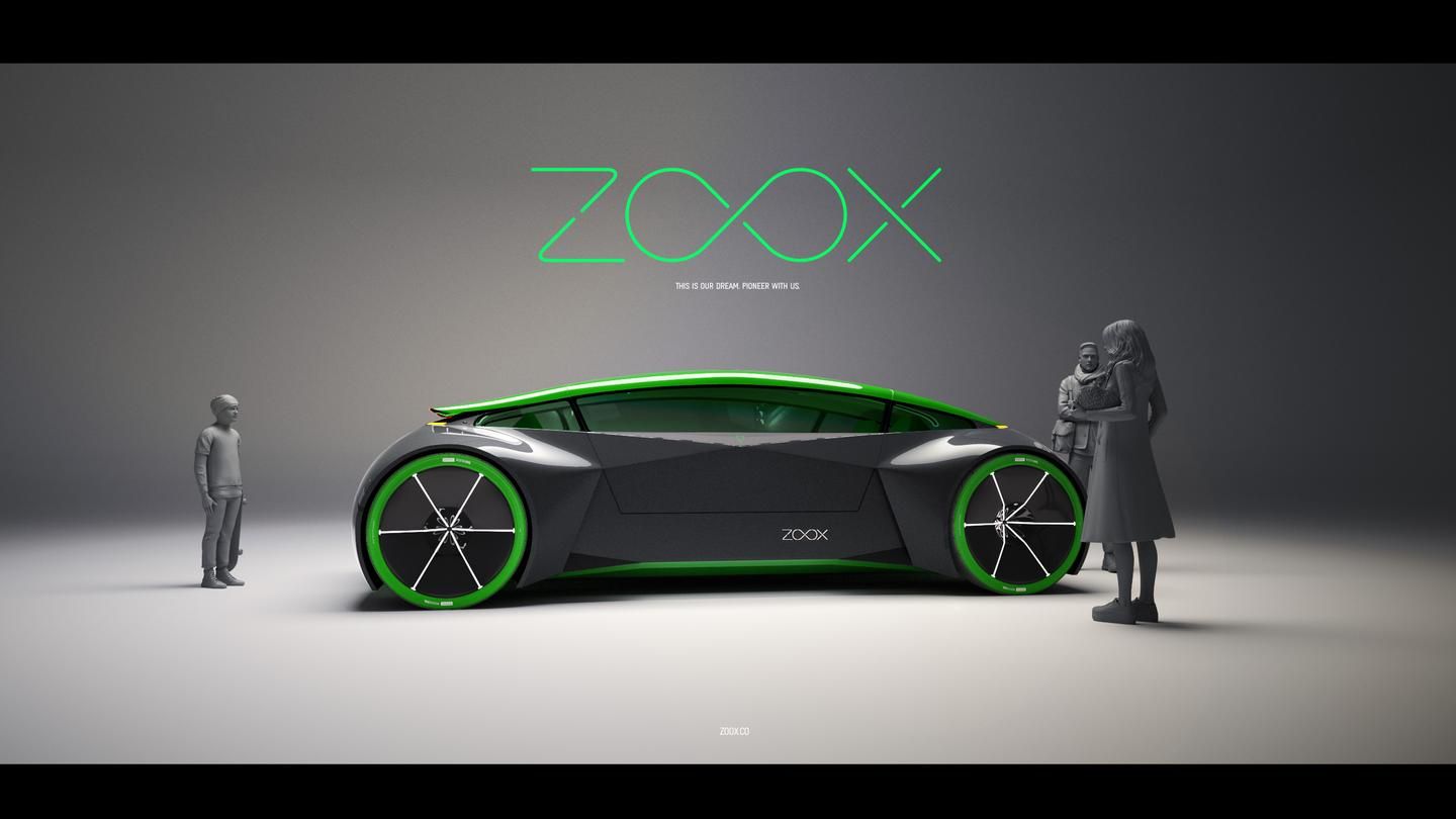 Is the Zoox Boz the car of the future?