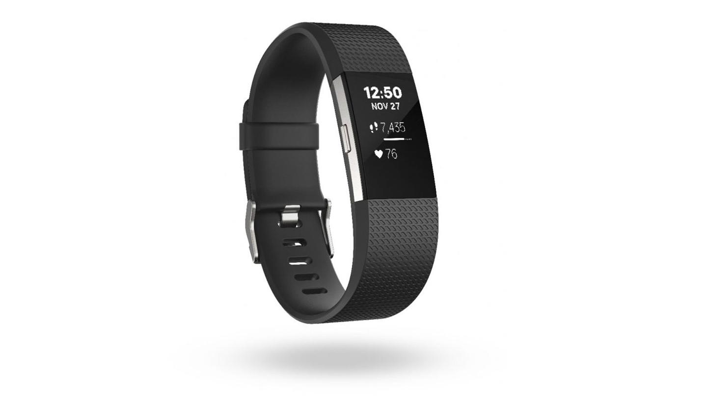 Fitbit Charge 2 in black