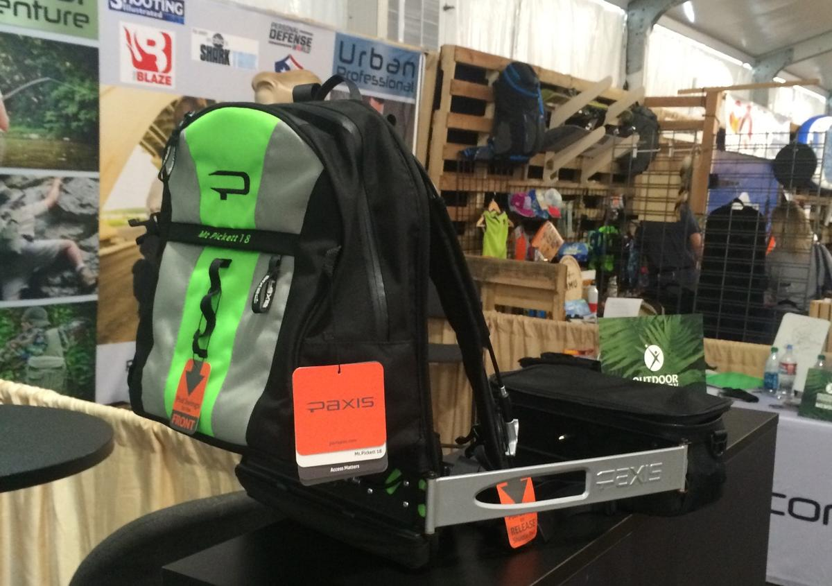 The Paxis Mt. Pickett 18 at Outdoor Retailer Summer Market 2015
