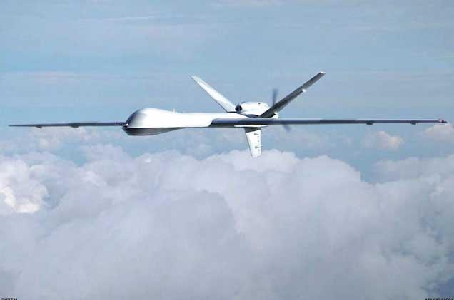 Predator UAV - The U.S. Army has recently surpassed one million unmanned flight hours